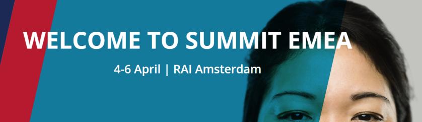 Summit EMEA Review – Day 2 – Brian Illand