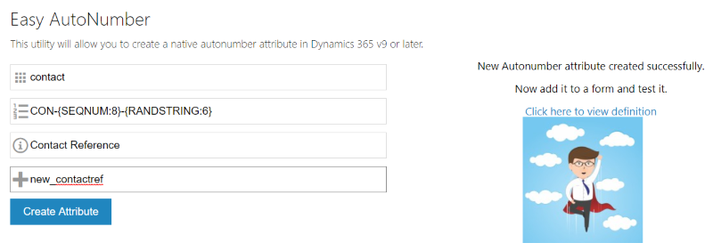 Native Dynamics 365 v9 Auto Number Solution for Custom Entities – Brian Illand